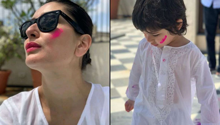 Kareena Kapoor Khan makes her debut on Instagram, Karisma Kapoor welcomes her!!