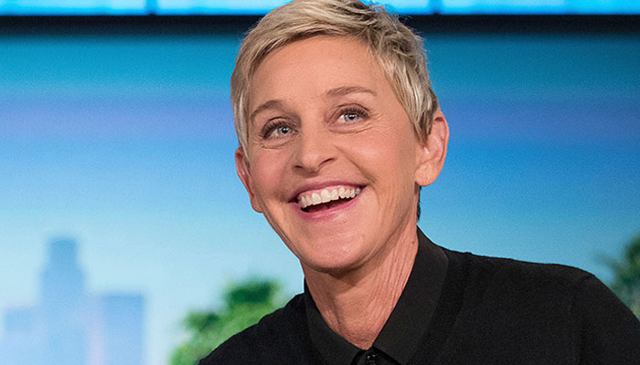 Ellen reveals production on The Ellen Degeneres Show is suspended