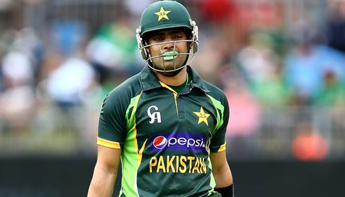 PCB charges Umar Akmal for alleged violation of its Anti ...