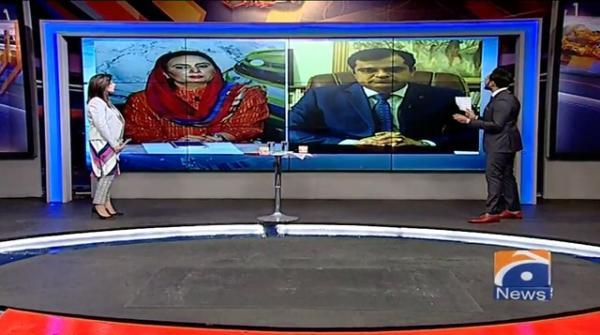 Geo Pakistan Mai Aaj Ky Mehmaan'o Sy Janiye Coronavirus Ky Ilamat Aur Ehtyati Tadabir . .
