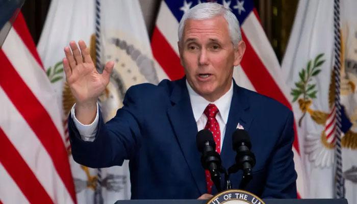 Member of US Vice President Pence's office tests positive for coronavirus