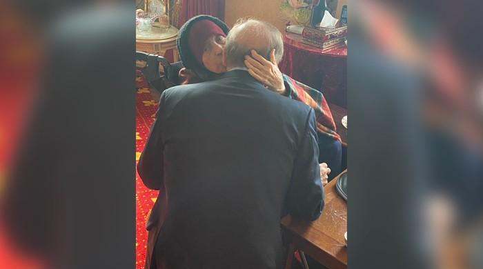 Shehbaz Sharif departs for Pakistan