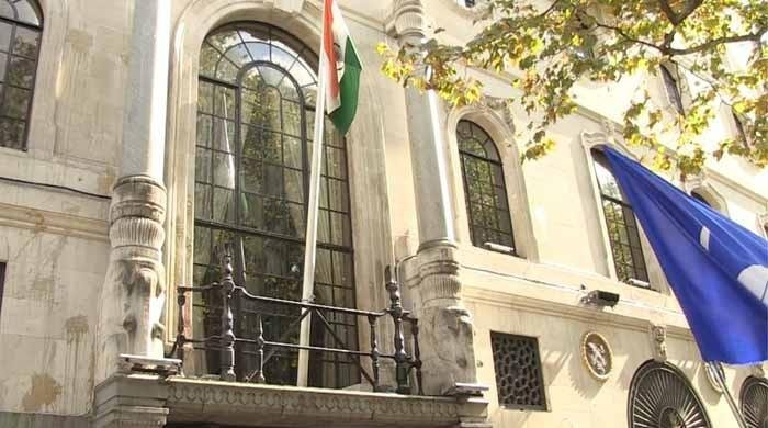 Students occupy Indian High Commission London over coronavirus crisis
