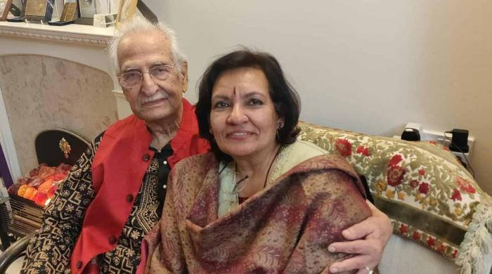 Yawar Abbas, 100, marries Noor, 60, to beat coronavirus