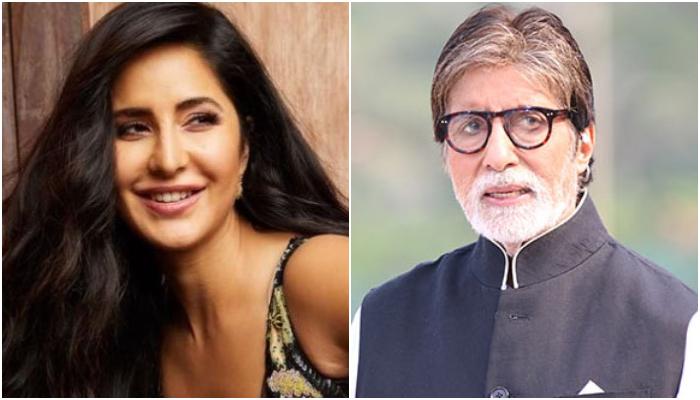Katrina Kaif, Amitabh Bachchan To Come Together For A Vikas Bahl Directorial?