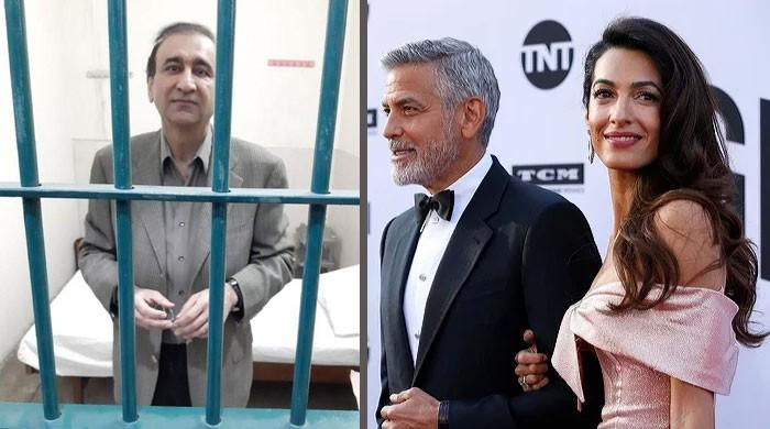 Amal Clooney's law firm files appeal at UN against MSR's 'arbitrary arrest' by NAB