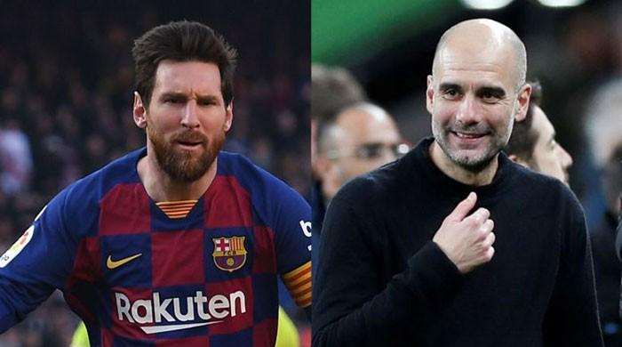 Lionel Messi, Pep Guardiola donate one million euros each to coronavirus battle