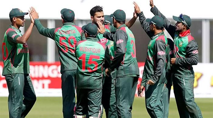 Bangladeshi cricketers donate half of month's salary towards fight against coronavirus