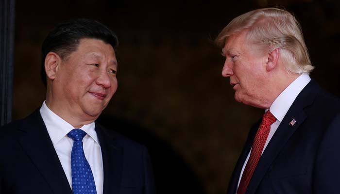 Xi urges Trump to improve US-China ties amid coronavirus feud