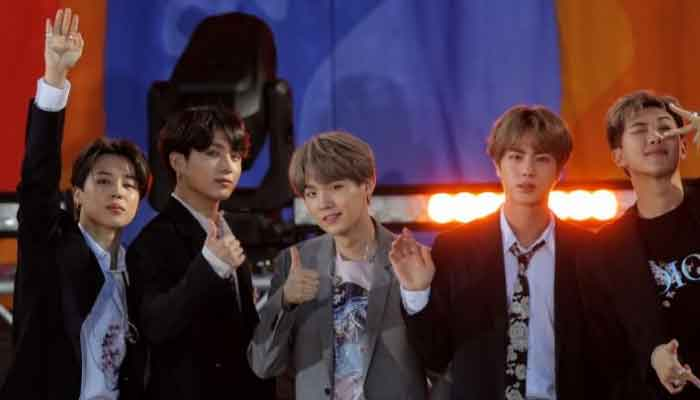 BTS Postpones North American Tour Due to Health Crisis