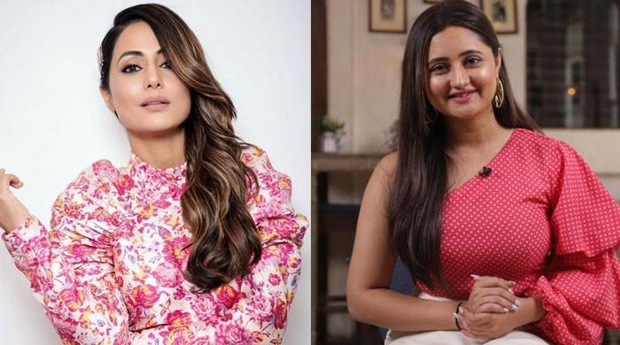 Hina Khan opens up on her friendship with Rashami Desai