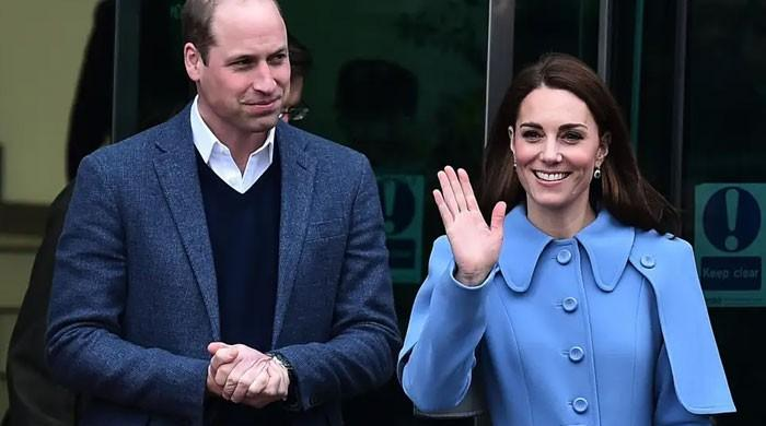 Prince William, Kate Middleton's private Kensington Palace office revealed