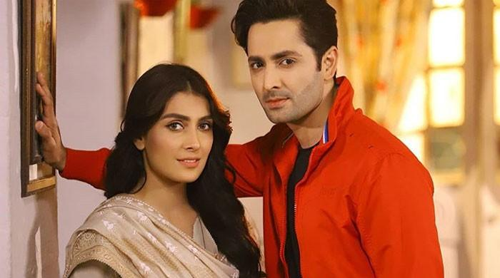 Ayeza Khan, Danish Taimoor's 'Mehar Posh' coming to screens on April 3