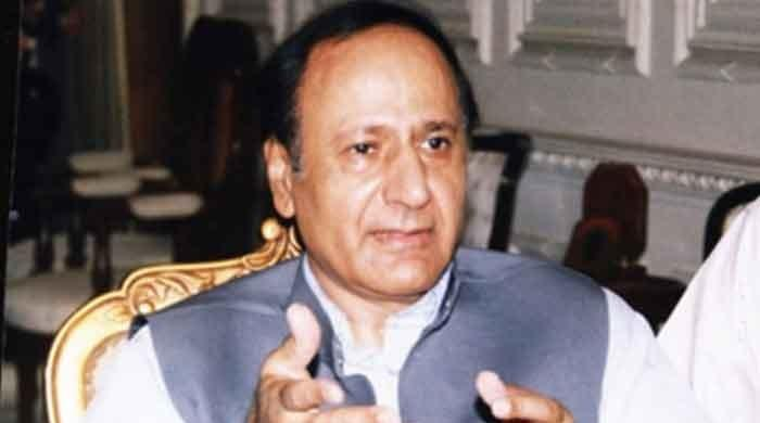 Chaudhry Shujaat wants Jang Geo Media Group Editor-in-Chief MSR to be released on bail