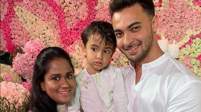 Arpita Khan celebrates fourth birthday of son Ahil