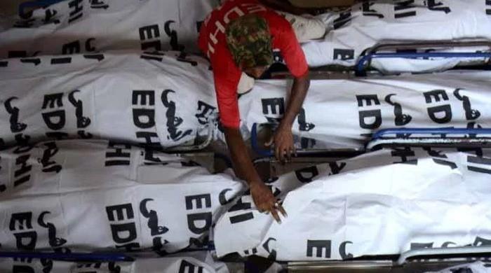 Karachi: Edhi Foundation morgues reopen after coronavirus scare