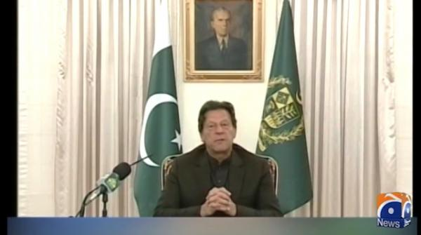 Pakistanai diaspora are a ray of hope for us: PM Imran