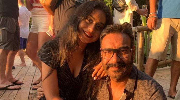 Ajay Devgn clarifies rumours around Kajol and Nysa's health