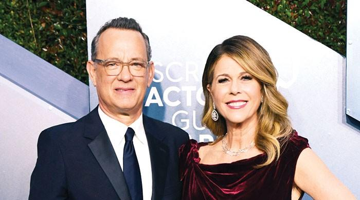 Tom Hanks and Rita Wilson reflect on good fortune after surviving coronavirus
