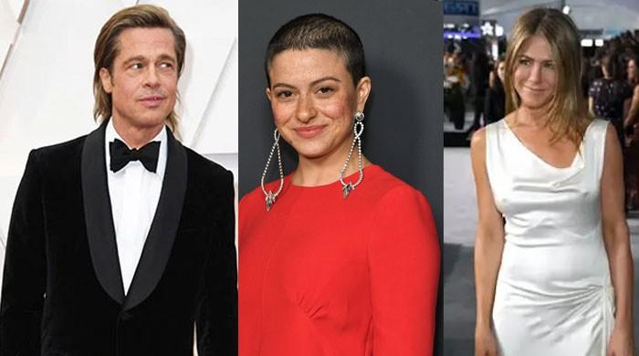 Brad Pitt clears Jennifer Aniston's doubt about Alia Shawkat?