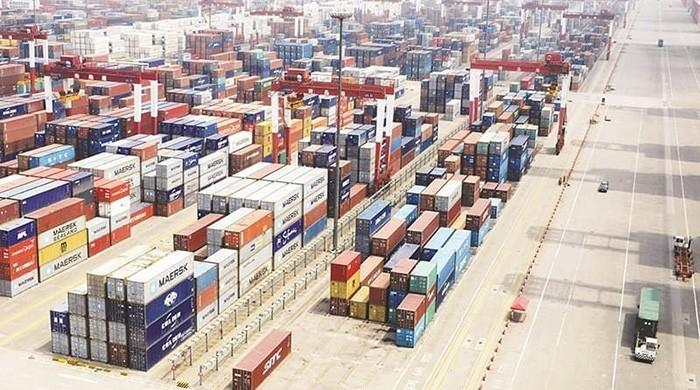 Ports getting clogged due to piling up of containers