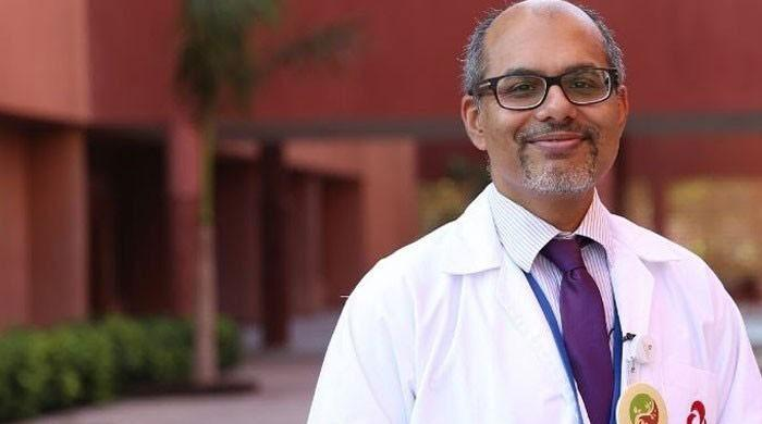 Meet the doctor who treated Pakistan's first coronavirus patient