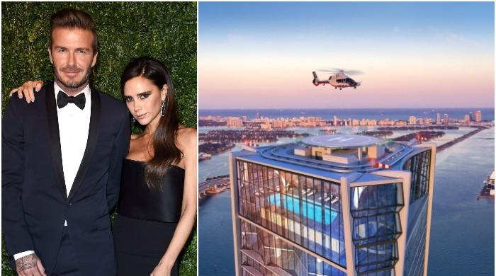 David and Victoria Beckham moving across the pond for a flashy Florida pad?