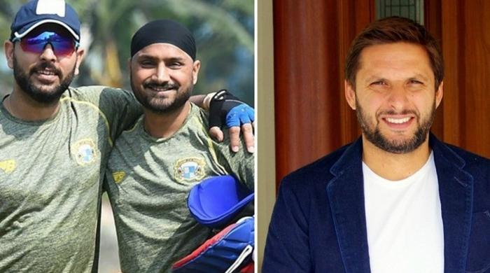 After backing Shahid Afridi's coronavirus fund, Indian cricketers face online abuse