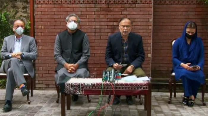 PML-N leaders criticise govt policy on coronavirus, promise a better plan