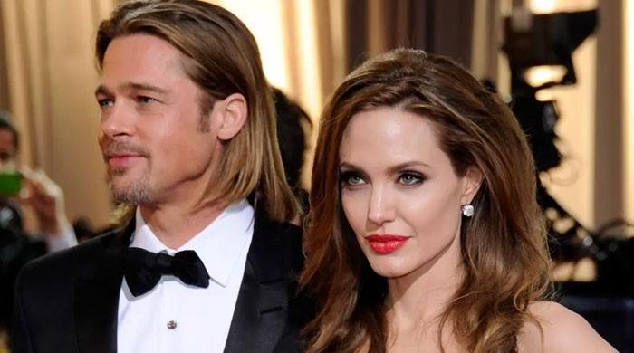 Brad Pitt reveals how he got rid of Angelina Jolie's feelings after split