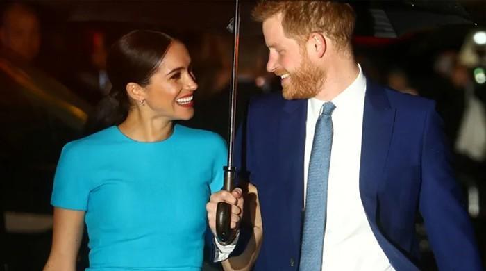 Buckingham Palace announces status change for Prince Harry, Meghan