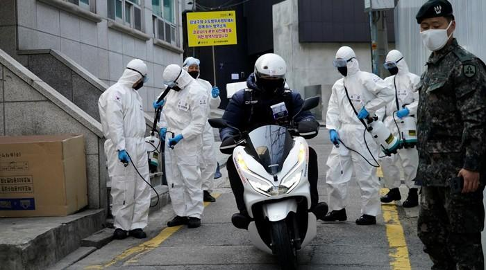North Korea claims no coronavirus infections in the country