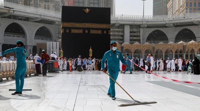 Coronavirus outbreak: Saudi Arabia imposes 24-hour curfew in Makkah, Madinah