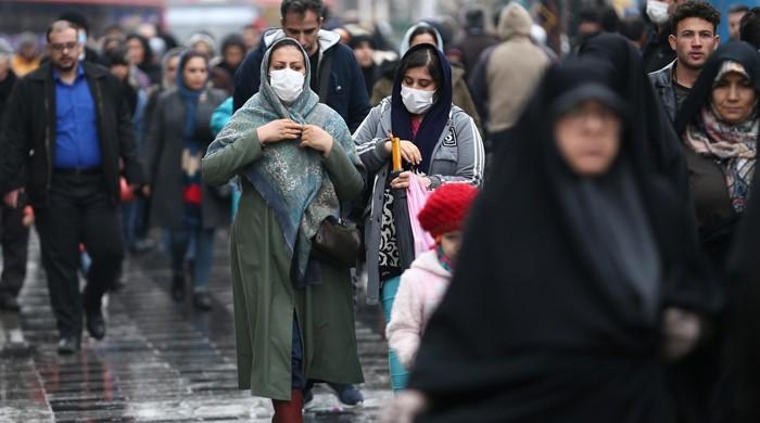 Iran parliament speaker infected with coronavirus