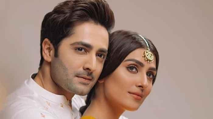 Mehar Posh: Geo Entertainment's drama starring Ayeza Khan, Danish Taimoor airs today