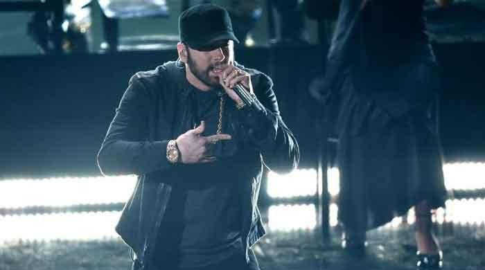 Eminem says he is getting 'sweet revenge' on Jessie Reyez