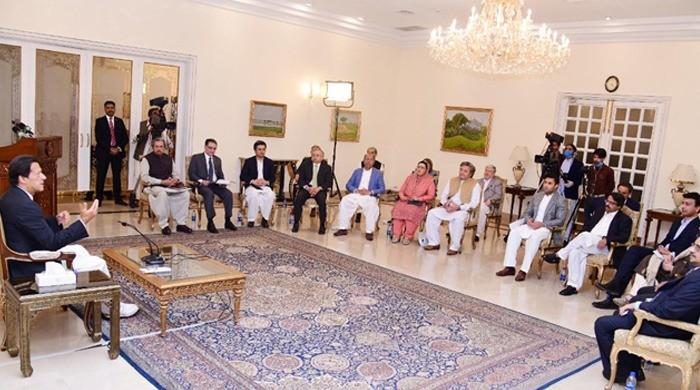 PM Imran forms committee for media industry's protection