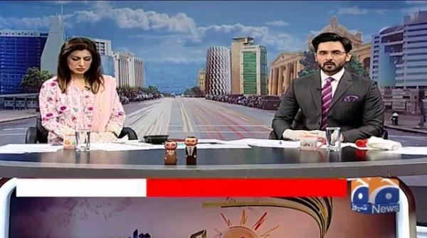 Karachi Main Corona Test Ky Liye Drive Thru Center Ka Qiyam Bari Sahulat!