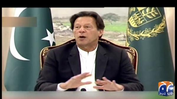 The though of Pakistanis having a strong immune system is dangerous: PM Imran