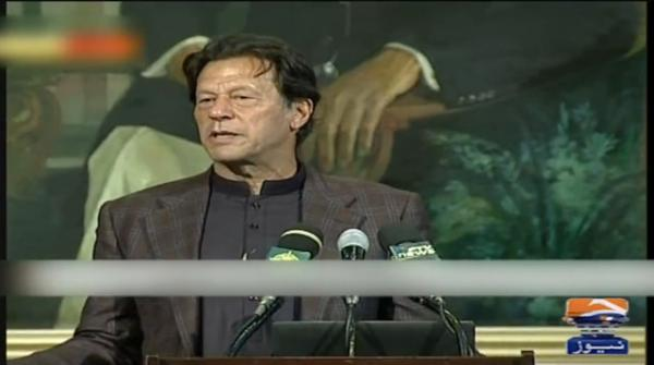 Corona Relief is a good opportunity to help people in your constituencies: PM Imran