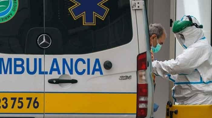 Spain sees third successive daily decline in coronavirus deaths