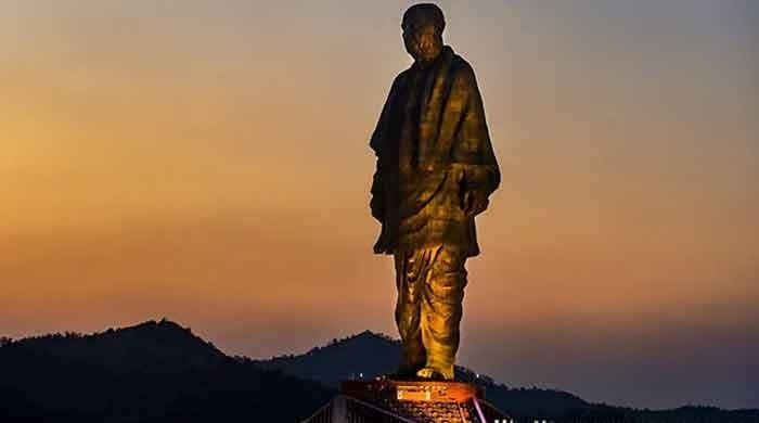 Unidentified person attempts to sell India's 'Statue of Unity' on OLX for coronavirus donations