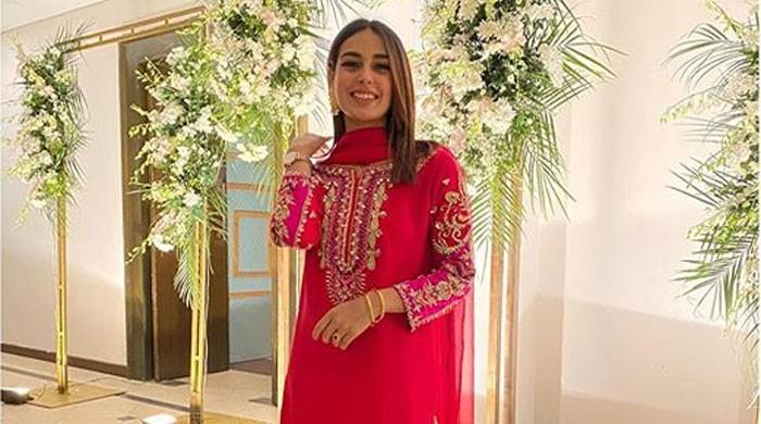 Iqra Aziz says she is doing photography in self-isolation
