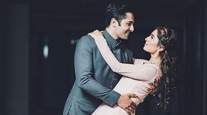 Ayeza Khan, Danish Taimoor's PDA-filled photo wins hearts
