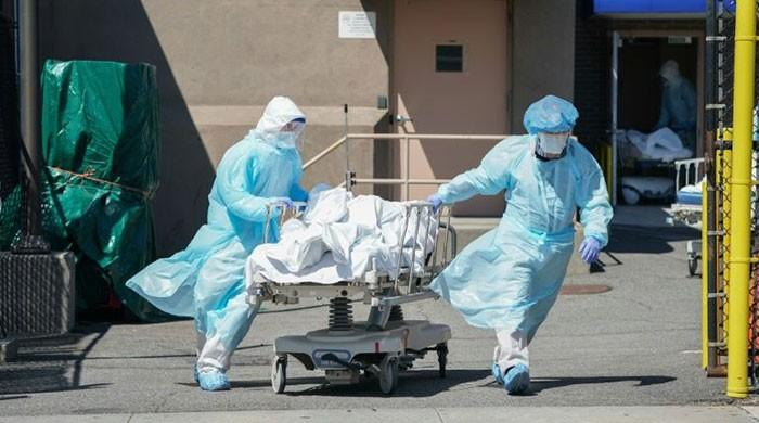 US death toll tops 10,000, global coronavirus toll rises to 74,000