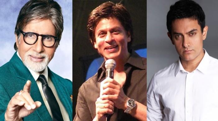 Aamir Khan disses Shah Rukh Khan's blockbuster hit starring Amitabh Bachchan