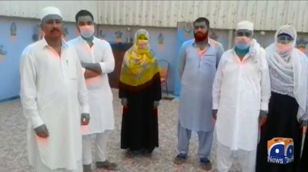سعودی عرب میں پھنسے تین سو سے زائد  پاکستانی عمرہ زائرین مشکلات کا شکار