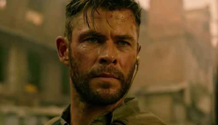 Chris Hemsworth shares first trailer of upcoming Netflix movie Extraction - Geo News