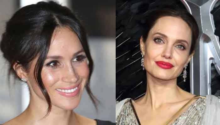 Meghan Markle reportedly seeks Angelina Jolies help to achieve her Hollywood dreams - Geo News