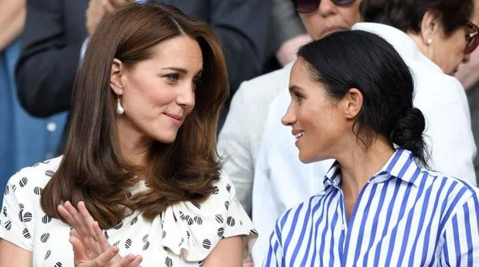 Kate Middleton 'relaxes' after Meghan's exit as 'constant contesting' comes to an end